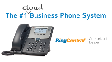 The number one cloud based business phone system - RingCentral Authorized Dealer.